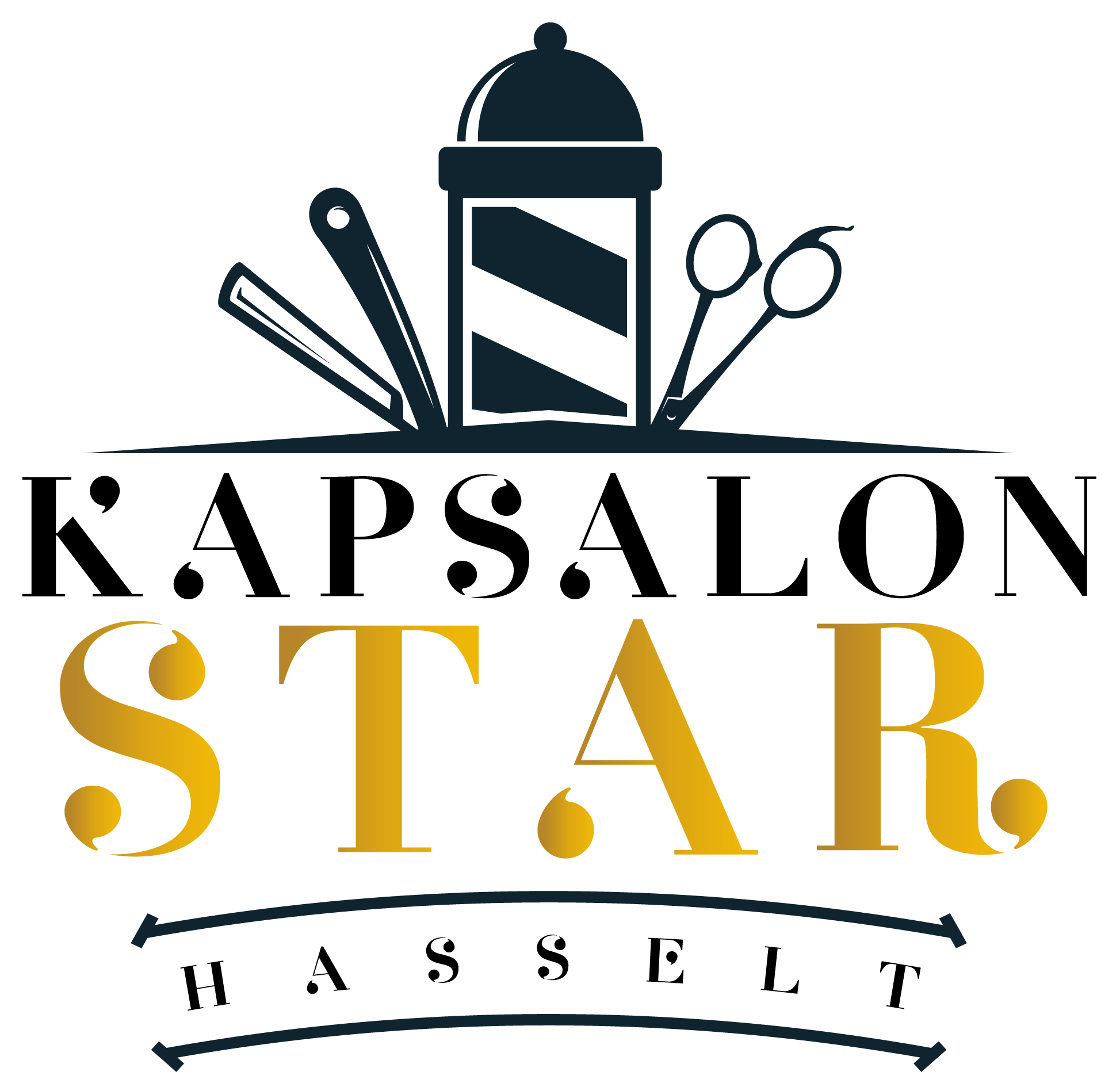 logo Kapsalon Star